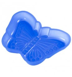 Pečící forma motýl - silikon - výprodej