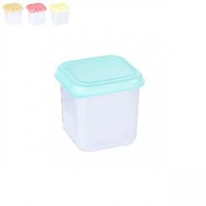 Box UH mini 150 ml čtverec ASS - SLEVA