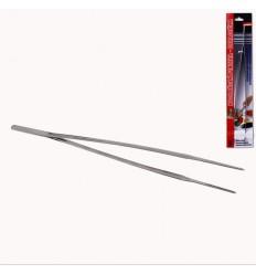Servírovací pinzeta, obracečka nerez, délka 32 cm