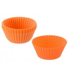 Forma silikon muffin 6 ks