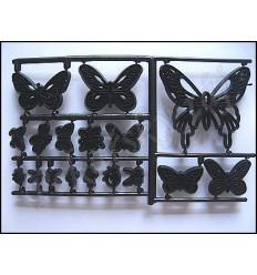 Patchwork vypichovač - Butterflies - Ladybirds
