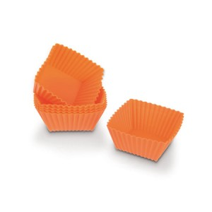 Forma silikon Muffin set 6 ks