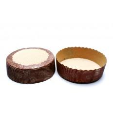 Papírová forma na pečení - kruh, 155 x 35 mm
