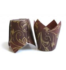 Papírové košíčky - Tulip Lily